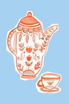Tea set |