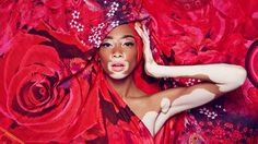 chantelle brown-young desigual | Chantelle Brown-Young & Desigual Bust Through Another Beauty Barrier