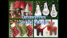 Decoración para Navidad 2016 2017
