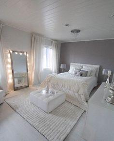 Schlafzimmerwand, Schlafzimmerdeko, Schlafzimmer Ideen, Schwarze  Schlafzimmer, Träume, Päarchen, Schlafzimmer