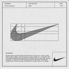 Creating Logos – – About Graphic Design Graphisches Design, Design Maker, Sketch Design, Book Design, Graphic Design, Carolyn Davidson, Logo Sketches, Logo Nike, Famous Logos