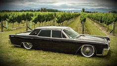 '63 Lincoln Continental Custom