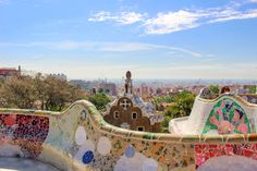 Compass + Twine | Parc Guell