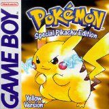 Pokemon: Yellow Version - Special Pikachu Edition (Game Cartridge)By SPIG
