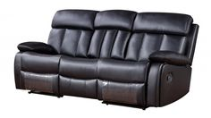 American Eagle Furniture Black Recliner Sofa Loveseat and Chair Set Bonded Leather Modern Buy online! Loveseat Sofa, Sofa Set, Recliner, Living Room Sets, Living Room Furniture, Bonded Leather, Reclining Sofa, Store Design, Love Seat