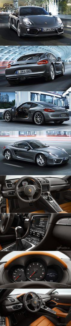 2013 Porsche Cayman #samochody #autos