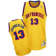 Buy Wilt Chamberlain Swingman In Gold Adidas NBA Golden State Warriors San  Francisco Mens Throwback Jersey Online from Reliable Wilt Chamberlain  Swingman In ... 08a1051ea