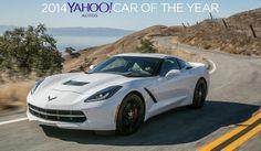 The 2014 Yahoo Autos Car of the Year: Chevrolet Corvette Stingray | Motoramic - Yahoo Autos