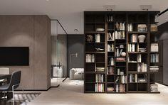 Apartment on Shevchenko Avenue on Behance