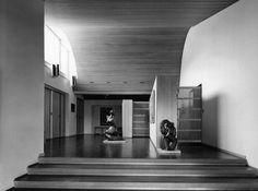 Maison Louis Carré, Bazoches-sur-Guyonne France (1956-59)   Photo : Alvar Aalto Museum