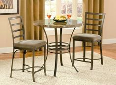 Kitchen Bistro Table and Chairs | Decor Ideas