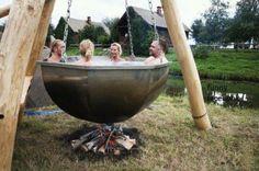 Hot tub cauldron anyone?