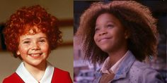 Is America really ready for an Annie with brown skin and a big curly afro? The new remake of Annie, produced by Will and Jada Smith and Jay-Z, stars African American actors playing characters once ...