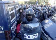 Yo quiero trabajar para la policía. Ser policía en México es difícil