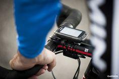 Un modo unico di vivere il ciclismo: #Ryder #Hesjedal & Co. si preparano per la nuova stagione con i nuovi #Edge 810 e 510 #CES
