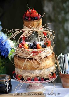 The famous Dimblebee Porkpie and Cheese Wedding Cake! Fantastic for rustic twist. We can also cater for Cheese Wedding Cakes or try our rustic towering desserts! Call Samantha Dimblebee (Head Chef) on 07811 232801 Pie Wedding Cake, Elegant Wedding Cakes, Wedding Cake Designs, Unique Weddings, Leicester, Summer Wedding Guests, Autumn Wedding, Traditional Wedding Cakes, Wedding Fair