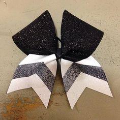 Black and white bling!