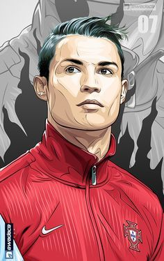 CR7 on Behance