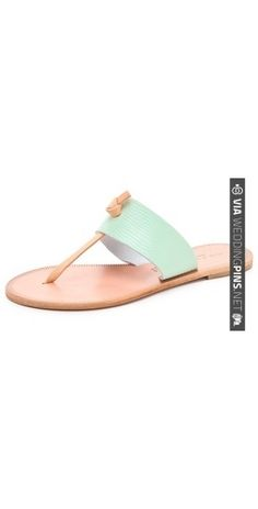 Joie sandals   VIA #WEDDINGPINS.NET