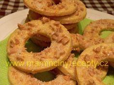 Onion Rings, Bagel, Bread, Ethnic Recipes, Food, Brot, Essen, Baking, Meals