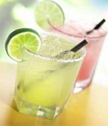 Skinny Girl Summertime Drinks - Healthier Beverage Options for BBQs