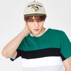 Hats On x EXO [EXO_SEHUN]WITAILOR BASIC CAP 302 (KH) #HATSON
