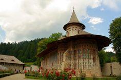 Voronet-monastery