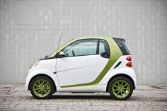 2011 Smart Fortwo Electric Drive Left Side View Photo #182505 - Automobile Magazine