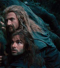 hobbit funny gif | the hobbit 1000 gifs: mine fili kili aidan turner dean o'gorman