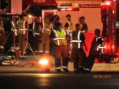 Thursday August 6,2015 at 8:30Pm Dundalk Maryland Double Fatal Motor Vehicle Accident With Rescue  NorthPoint Blvd and East Baltimore Street  4 victims 2 deceased at scene and the other 2 Priority 1 (Critical with Possible Life Threaten Injuries) to Johns Hopkins Bayview Medical Center