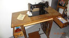 Nähmaschine Naumann Kl. 65 Zickzacknähmaschine in in Burkersdorf   eBay