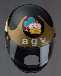 Agv Barry Sheene