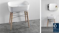 RAY washstand - Consoles and washstands | ex.t