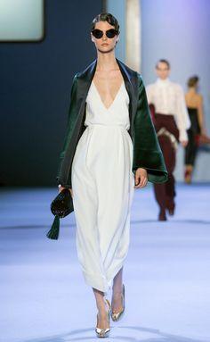 Ulyana Sergeenko Haute Couture s/s 2014 Paris