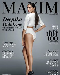 So sexy and slaying! The hottest women of the year Deepika Padukone on the cover of Maxim India magazine. June 2017 issue. @filmywave  #DeepikaPadukone #Maxim #MaximIndia #MaximHot100 #magazinecover #bollywoodmagazine #celebritymagazine #magazine #celebrity #bollywood #actress #covergirl #glamour #glamourous #fashion #instafashion #bollywoodfashion #fashionista #bollywoodstyle #star #beauty #hot #sexy #instalike #instacomment #filmywave