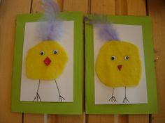 pääsiäistipu Preschool Ideas, Easter Crafts, Coasters, Coaster