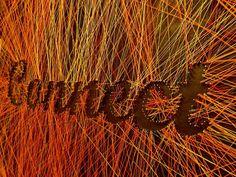 string art installation - Google Search