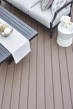 Order up to five free samples of TimberTech decking, railing, porch or pavers to get an accurate sense of our advanced composite materials, textures & colors. Composite Deck Railing, Timbertech Decking, Mahogany Decking, Black Railing, Tree Deck, Deck Colors, Cedar Deck, Fiddle Leaf Fig Tree, Color Filter