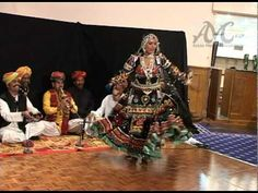 Kalbelia Dance from Rajasthan with Suva Devi