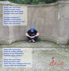 If this image strikes a chord with You, You may be interested to visit JacOB - http://justanordinarybloke.com/ #mentalhealth #poem #depression