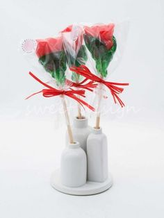 Rosas de Caramelo | Sweet Design