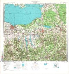 15 Best Soviet Russian Topographic Maps Images In 2019 Topographic