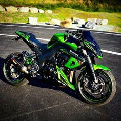 motorcycles-and-more:  Kawasaki