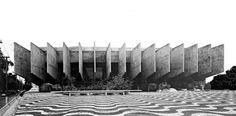 clube XV F. PETRACCO; P. P. MELLO SARAIVA arquitetura brutalista santos sao paulo 1963 demolido