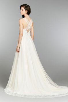 Robes de Mariée Blush par Hayley Paige chez Christianne Brunelle Couture