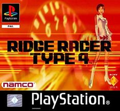 Ridge Racer Type 4 released 17 years ago today on Playstation Consoles, Playstation Games, Ps3, Ridge Racer, Arcade Console, Nintendo, Video Game Music, Classic Video Games, Consoles