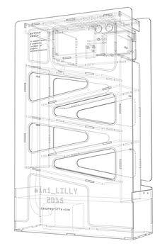 MiniLilly 2015 | cesare griffa architetto