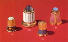 Faberge Thimbles