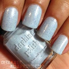 Daphine Polish in Sky Armor (The Golden Compass)