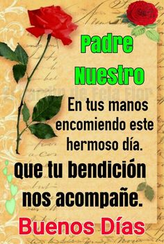 Buenos días ❤️ Morning Quotes Images, Morning Greetings Quotes, Good Morning Good Night, Good Night Quotes, Good Day Messages, Spanish Prayers, Daily Encouragement, Healing Words, Prayer Board
